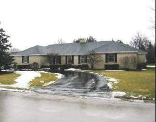 13655 S Chippewa Trl, Homer Glen, IL 60491