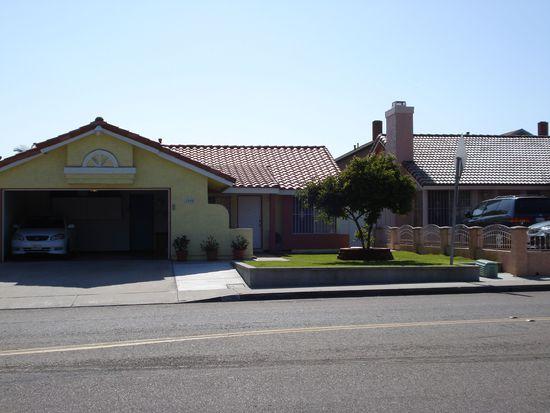 1090 Valencia Pkwy, San Diego, CA 92114
