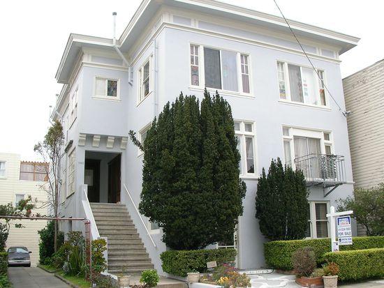 1440-1442 Clement Street, San Francisco, CA 94118