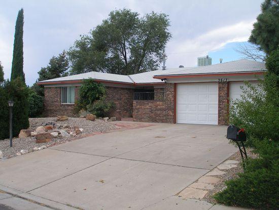 3613 Erbbe St NE, Albuquerque, NM 87111