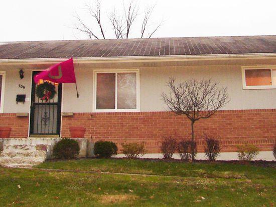 309 Park Blvd, Worthington, OH 43085