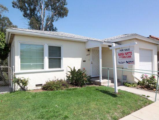 5468 Gilbert Dr, San Diego, CA 92115