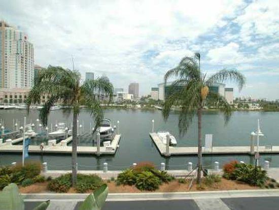 371 Channelside Walkway #101, Tampa, FL 33602