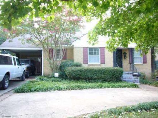 1031 Robin Hood Ln, Memphis, TN 38111