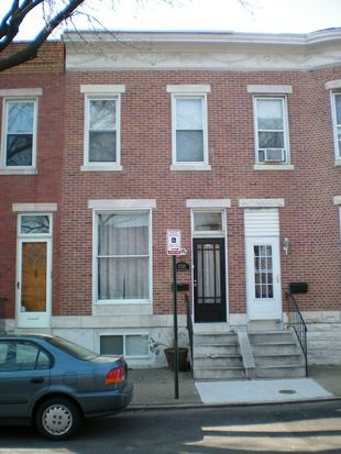 1702 Webster St, Baltimore, MD 21230