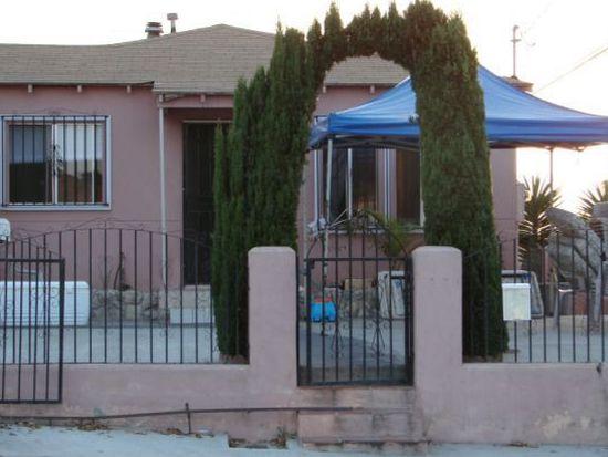 1806 Rachael Ave, National City, CA 91950
