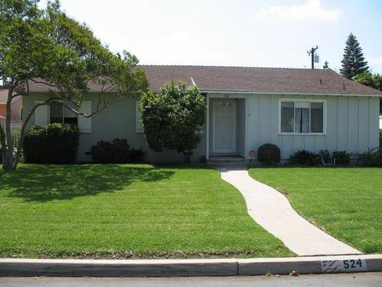 524 W Verness St, Covina, CA 91723
