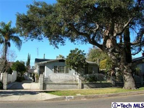 1179 N Sierra Bonita Ave, Pasadena, CA 91104