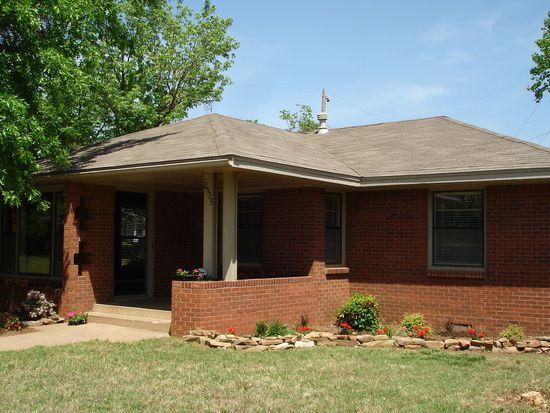2533 Huntleigh Dr, Oklahoma City, OK 73120