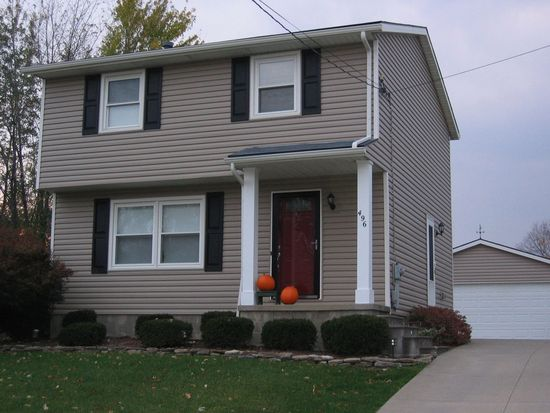 496 Taylor Ave, Akron, OH 44312