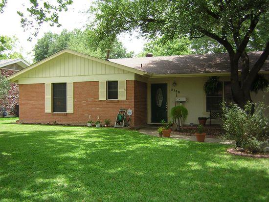 2103 Lanier Dr, Austin, TX 78757