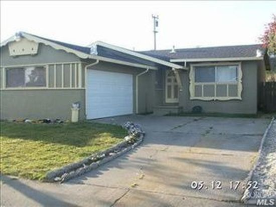 540 Taper Ave, Vallejo, CA 94589