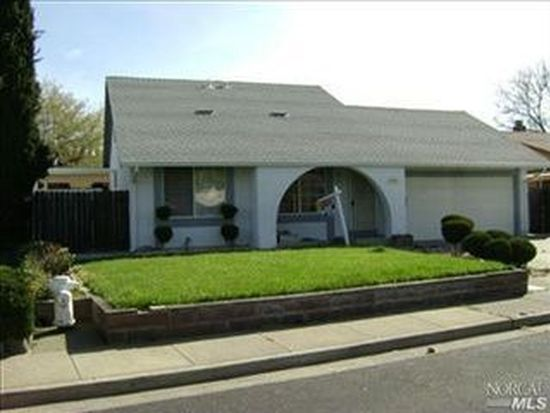 2554 Pembrook Way, Fairfield, CA 94533