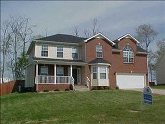 242 Cheshire Rd, Clarksville, TN 37043