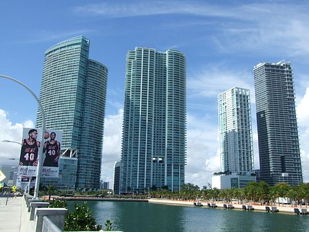 Downtown, Miami, FL