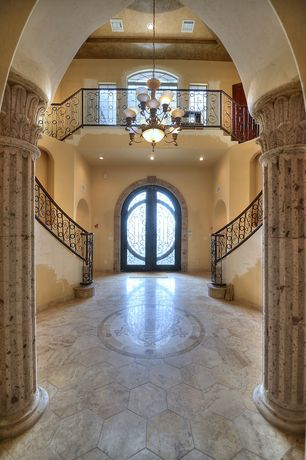 Mediterranean Entryway Design Ideas Amp Pictures Zillow Digs