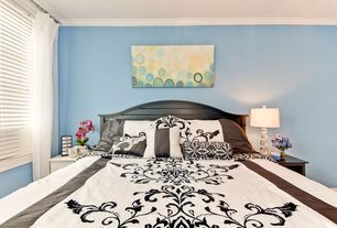 Sherwin Williams Languid Blue Bedroom