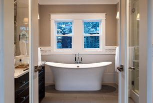 tile wall in bathroom craftsman master bathroom design ideas amp pictures zillow 20900