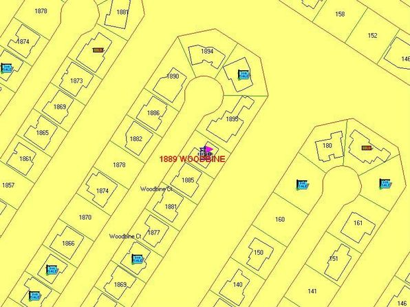 null bed null bath Vacant Land at 1889 Woodbine Ct Marco Island, FL, 34145 is for sale at 575k - google static map