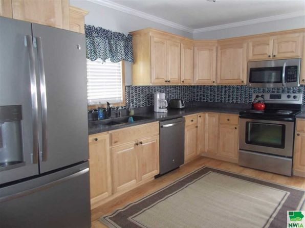 4 bed 2 bath Single Family at 1839 S Cedar St Sioux City, IA, 51106 is for sale at 145k - 1 of 15