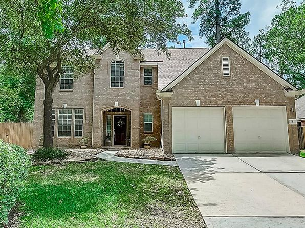 4 bed 2.5 bath Single Family at 3 SHELLBARK PL SPRING, TX, 77382 is for sale at 337k - google static map