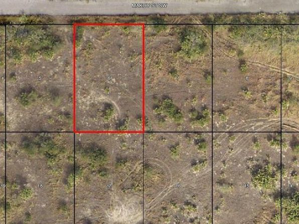 null bed null bath Vacant Land at 1250 MAKOY ST PALM BAY, FL, 32908 is for sale at 8k - google static map