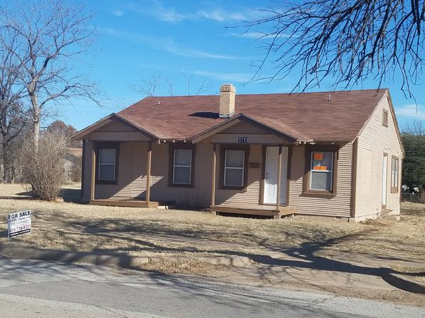 3 bed 2 bath Single Family at 1711 Giddings St Wichita Falls, TX, 76309 is for sale at 55k - 1 of 14
