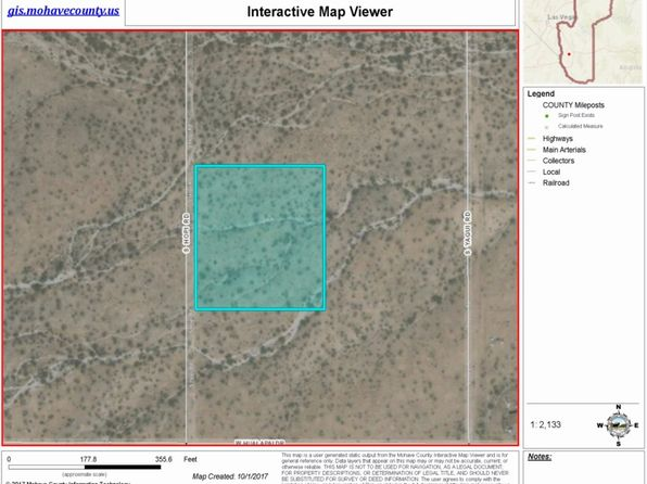 null bed null bath Vacant Land at 2948 S Hopi Rd Golden Valley, AZ, 86413 is for sale at 8k - 1 of 3