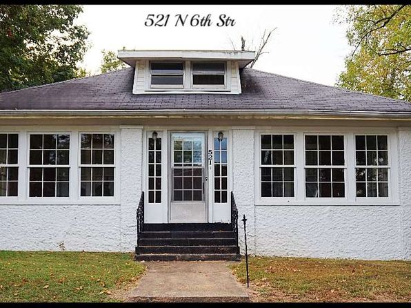 4 bed 1.5 bath Single Family at 521 N 6th St Mayfield, KY, 42066 is for sale at 40k - 1 of 17