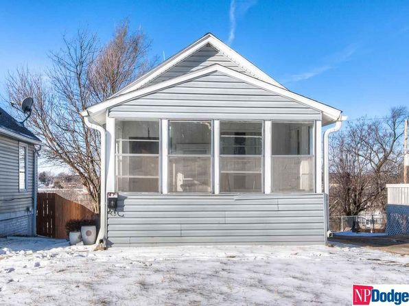 2 bed 1 bath Single Family at 5836 S 20th St Omaha, NE, 68107 is for sale at 60k - 1 of 12