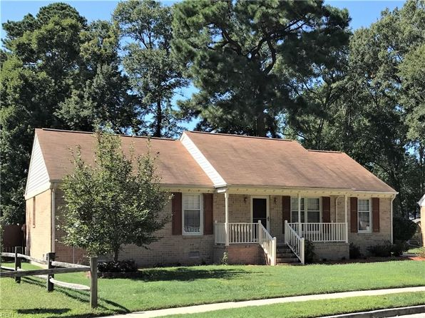 3 bed 2 bath Single Family at 3920 Merrifields Blvd Portsmouth, VA, 23703 is for sale at 195k - 1 of 29