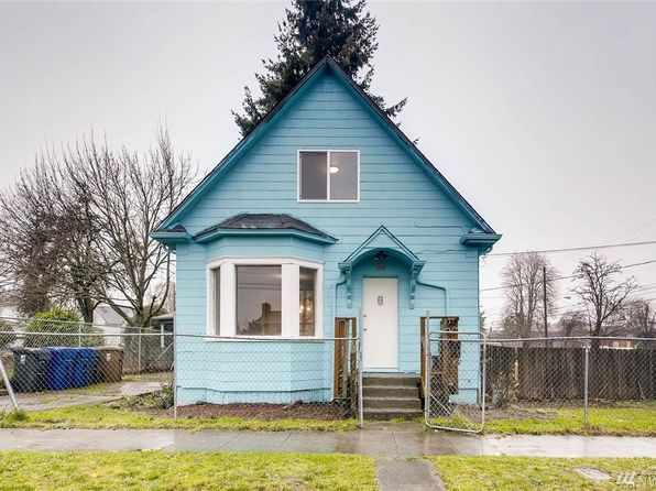 3 bed 1 bath Single Family at 1119 S 21st St Tacoma, WA, 98405 is for sale at 195k - 1 of 23