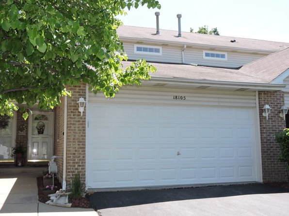2 bed 3 bath Townhouse at 18105 Mager Dr Tinley Park, IL, 60487 is for sale at 190k - 1 of 33