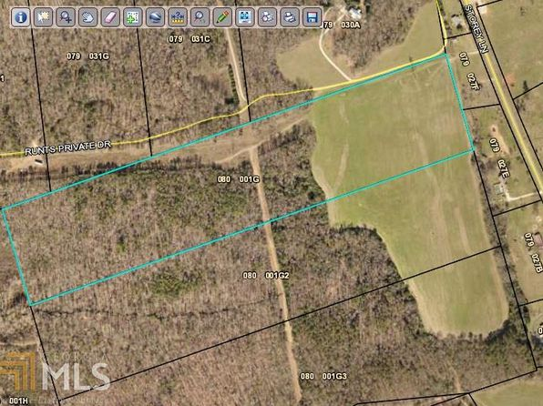 null bed null bath Single Family at 0 N Storey Lane Rd Jefferson, GA, 30549 is for sale at 502k - google static map
