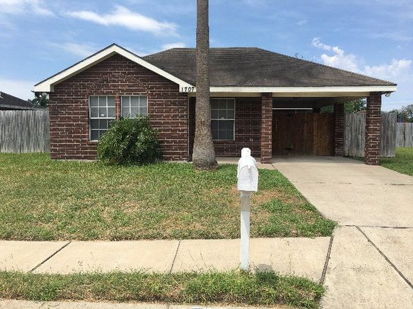 4 bed 2 bath Single Family at 1707 Harms Way St Mission, TX, 78572 is for sale at 98k - 1 of 16