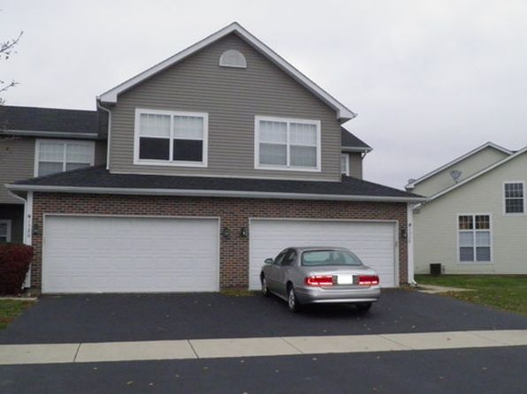3 bed 3 bath Townhouse at 1520 Cottonwood Trl Yorkville, IL, 60560 is for sale at 155k - 1 of 14