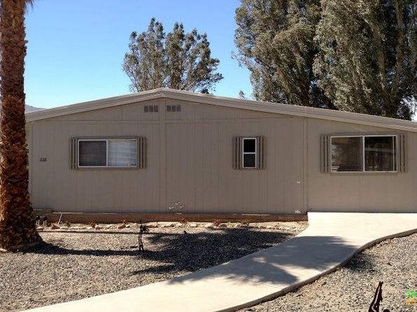 2 bed 2 bath Mobile / Manufactured at 1010 Palm Canyon Dr Borrego Springs, CA, 92004 is for sale at 24k - 1 of 24