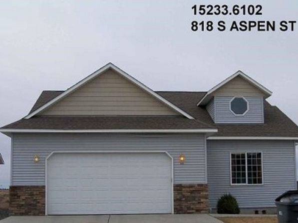 5 bed 3 bath Single Family at 818 S Aspen St Airway Hgts, WA, 99001 is for sale at 250k - google static map