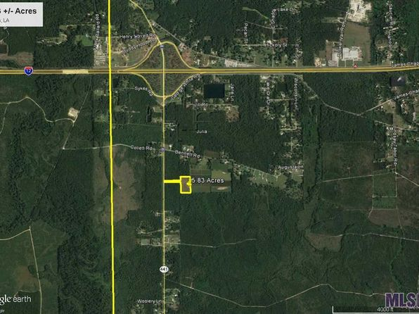 null bed null bath Vacant Land at 5.83 Acres La Hwy Holden, LA, 70744 is for sale at 400k - 1 of 2