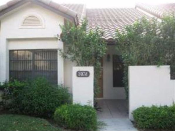 3 bed 2 bath Townhouse at 3078 Inglewood Ter Boca Raton, FL, 33431 is for sale at 275k - 1 of 10