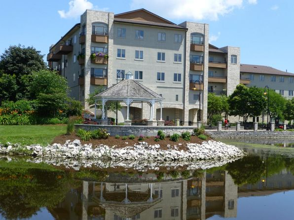 2 bed 2 bath Condo at W164N8925 Water St Menomonee Falls, WI, 53051 is for sale at 140k - 1 of 23