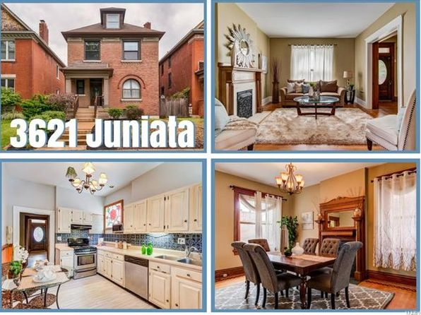 5 bed 2 bath Single Family at 3621 Juniata St Saint Louis, MO, 63116 is for sale at 275k - 1 of 50