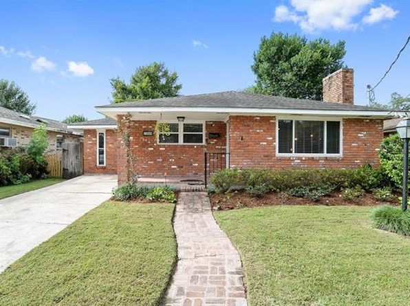 3 bed 2 bath Single Family at 1344 Poinsetta St Metairie, LA, 70005 is for sale at 300k - 1 of 12