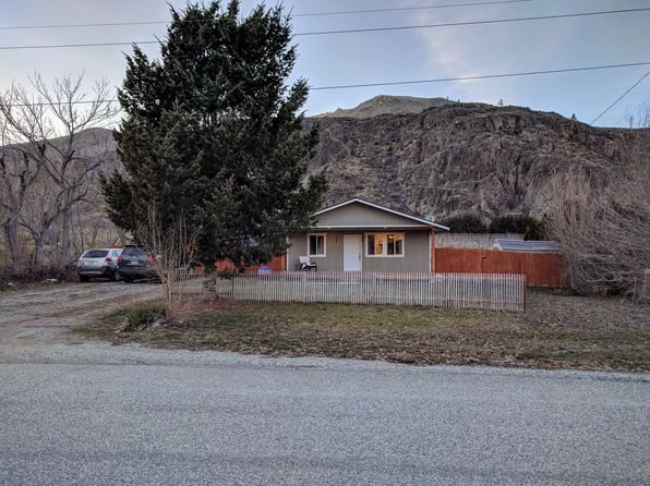 2 bed 1 bath Single Family at 680 4TH ST CHELAN FALLS, WA, 98817 is for sale at 199k - 1 of 7
