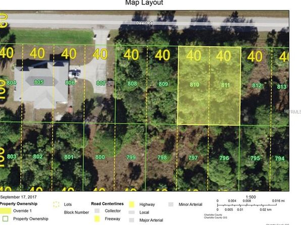 null bed null bath Vacant Land at 26191 DEER RD PUNTA GORDA, FL, 33955 is for sale at 5k - 1 of 12