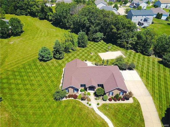 4 bed 4 bath Single Family at 160 Tetherwood Ct O Fallon, IL, 62269 is for sale at 360k - 1 of 50