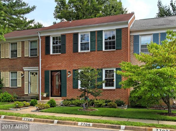 3 bed 3 bath Townhouse at 7704 Durer Ct Springfield, VA, 22153 is for sale at 330k - 1 of 30
