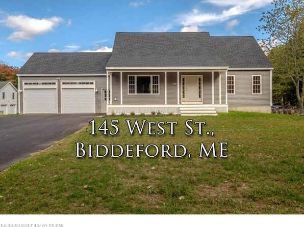 3 bed 3 bath Single Family at 145 West St Biddeford, ME, 04005 is for sale at 340k - 1 of 29