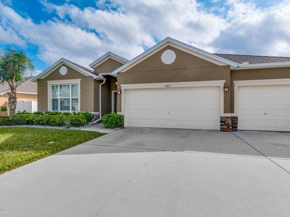 4 bed 3 bath Single Family at 5813 Chicory Dr Titusville, FL, 32780 is for sale at 295k - 1 of 37