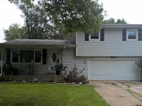 3 bed 2 bath Single Family at 203 Dale Ave Collinsville, IL, 62234 is for sale at 68k - 1 of 12
